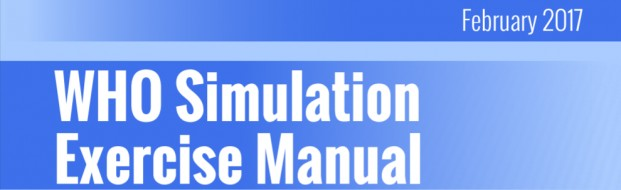 WHO Manual Simulacros
